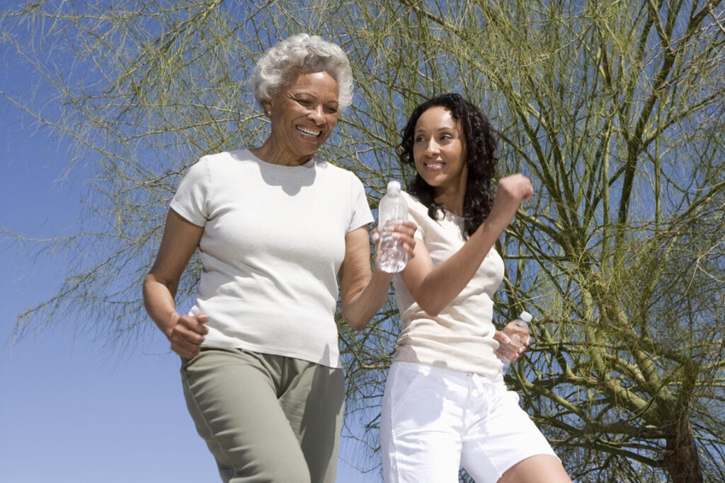 In-Home Care in Greenwood IN: Exercise Goals